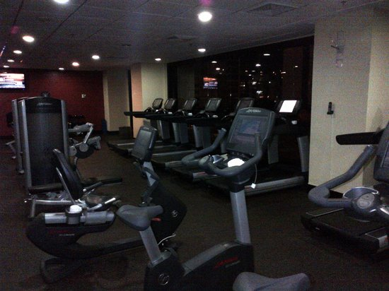 Renaissance Caracas La Castellana Hotel: State of the Art LifeFitness Gym