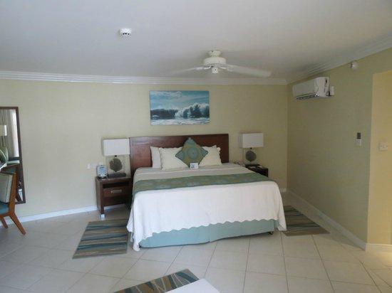 Turtle Beach by Elegant Hotels: Spacious room