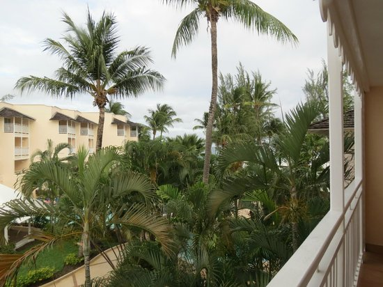 Turtle Beach by Elegant Hotels: View from room 325