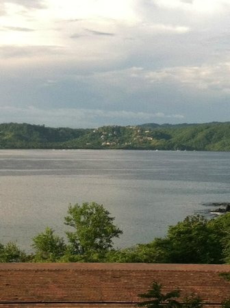 Four Seasons Resort Costa Rica at Peninsula Papagayo: view from canopy suite