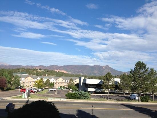 Foto de Hampton Inn Colorado Springs Central Air Force Academy