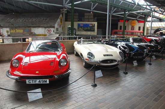 Beaulieu classic cars picture of beaulieu national for National motors used cars