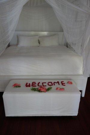Sugar Beach, A Viceroy Resort: Luxury Villa Bed
