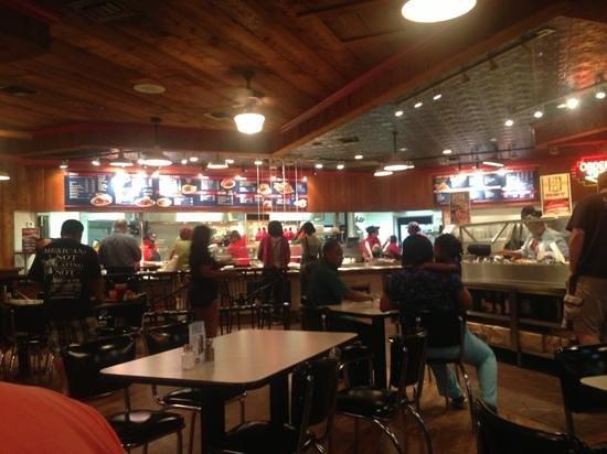 Pappas Bar B Q Houston 8777 South Main Menu Prices