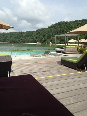 Club Med Cherating Beach: Zen Pool