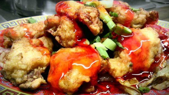 Woo Dip Har (aka Butterfly Shrimp) - Only at Chin's Restaurant