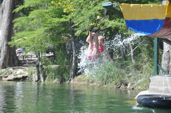 Swimming Hole On The Frio River Picture Of Neal 39 S Lodges Concan Tripadvisor