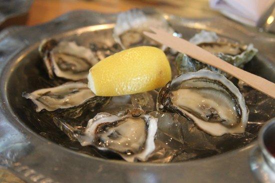 Xina: Kumamoto Oysters