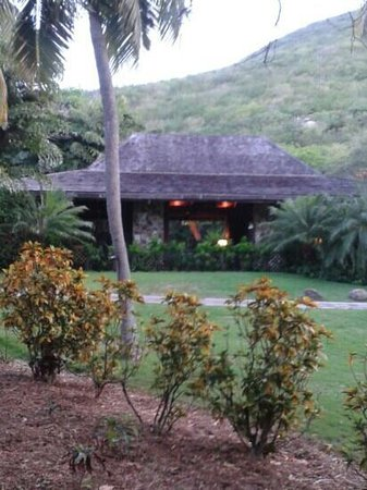 The Sugar Mill @ Little Dix Bay Resort