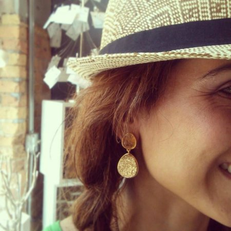 Erin Gallagher Jewelry : Love these earrings!