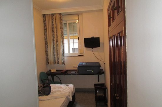 Hotel Maestranza : single room
