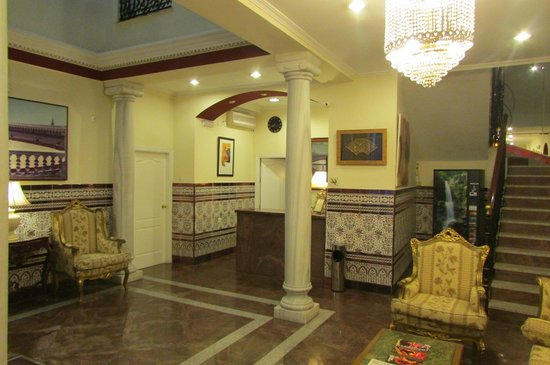 Hotel Maestranza : foyer