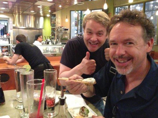 Tiger Sushi: Sushi joy