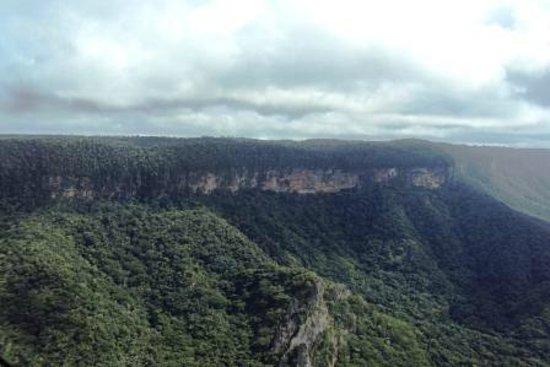 Πολιτεία της Σεαρά: Vista do Mirante do Sítio do Alemão