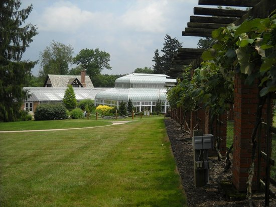 Stan Hywet Hall and Gardens : Stan Hywet Gardens