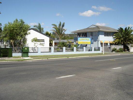 Mana-Nui Motel Whitianga Accommodation