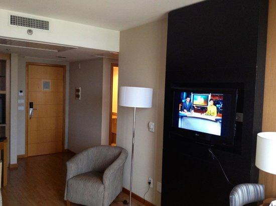 Brasil 21 Suites: Room