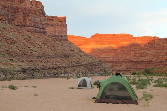 Adrift Adventures Dinosaur National Monument - Day Tours: CO River- Canyonlands