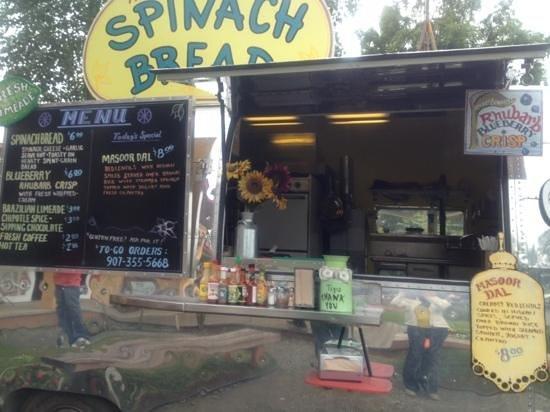 Foto de Spinach Bread
