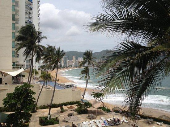 Holiday Inn Resort Acapulco: View