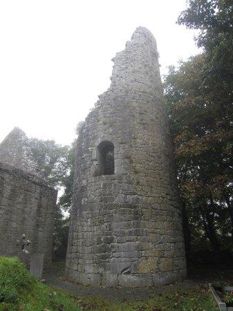 Dysert O Dea Church: Round Tower