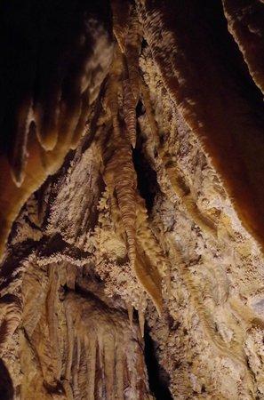 Mercer Caverns : Caverns