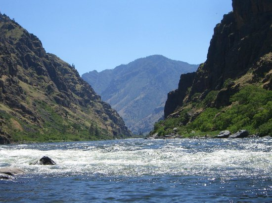 Hells Canyon Raft: Snake River