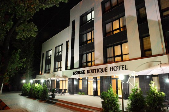‪Bishkek Boutique Hotel‬