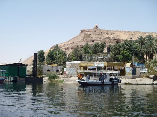Bet el Kerem: where you catch the ferry to cross the Nile