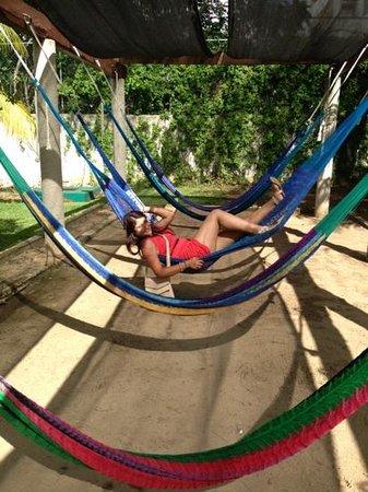 Real Playa del Carmen: relajada