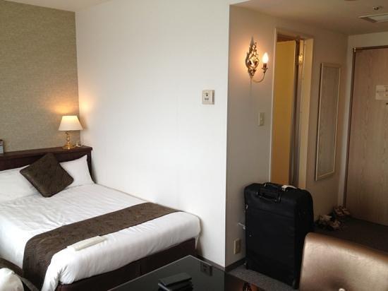 Hotel Francs: twin room