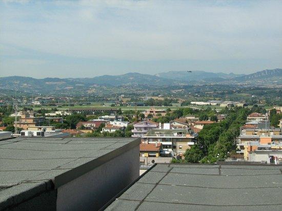 Terminal Palace & SPA: Western view