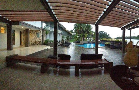 Novotel Suva Lami Bay : Lobby area
