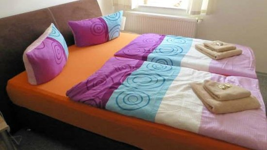 Vila belaggio: Clean and comfortable bedroom