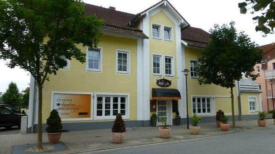 Vila belaggio: General view of the hotel