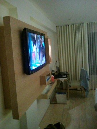Allegria Hotel: tv