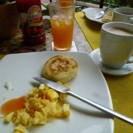 Villa Maria Tayrona - a Kali Hotel: Breakfast