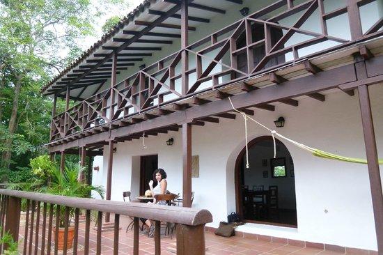 Villa Maria Tayrona - a Kali Hotel: Main building