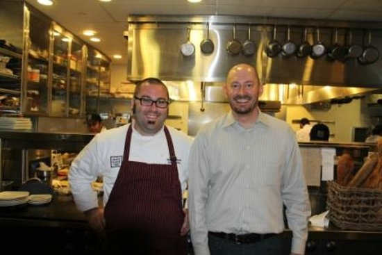 Chalkboard : Exec Chef Shane McAnelly and GM Sean Coleman
