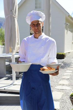 Bakernes Paradis AS: Kokk