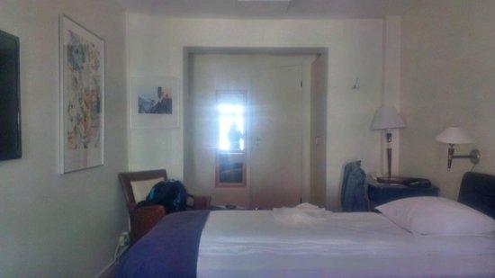 Hotel Vanilla: Hotel room