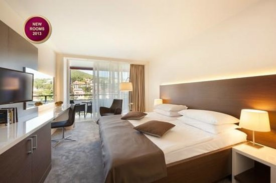 Remisens Premium Hotel Ambasador: Double room