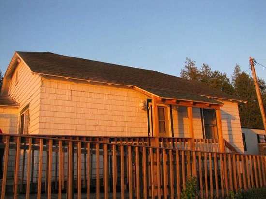 Angel Rock Cottages: Green Cedar Cottage