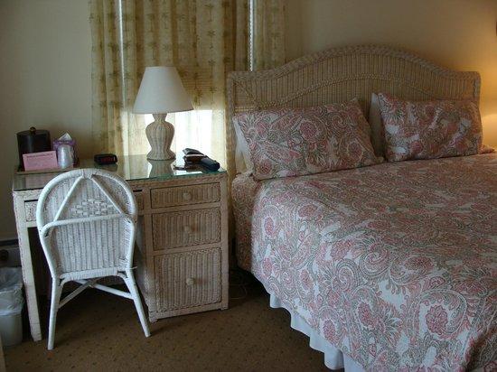 Shawmont Hotel: Room 101