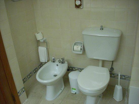 Hotel Marina Rio: wc