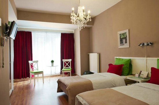 Danube Guest House: Twin/Double room