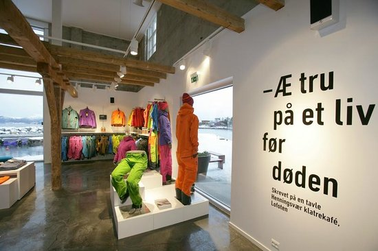 Norrona Outlet Store Langevag