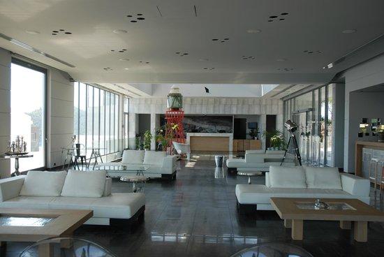Adrina Resort & Spa: Adrina lobby