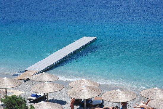 Adrina Resort & Spa: Adrina beach