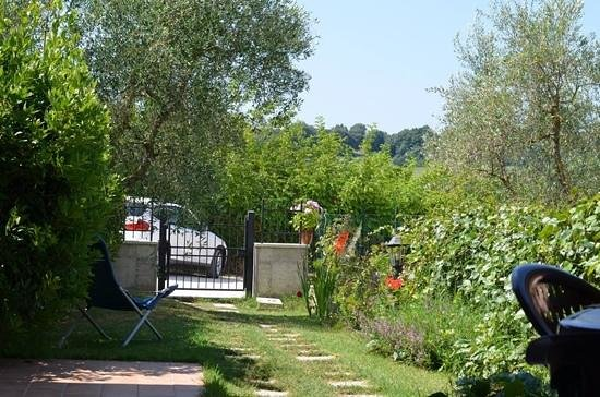 Residence Bartolini Ai Campi da Golf: ingresso bilocale